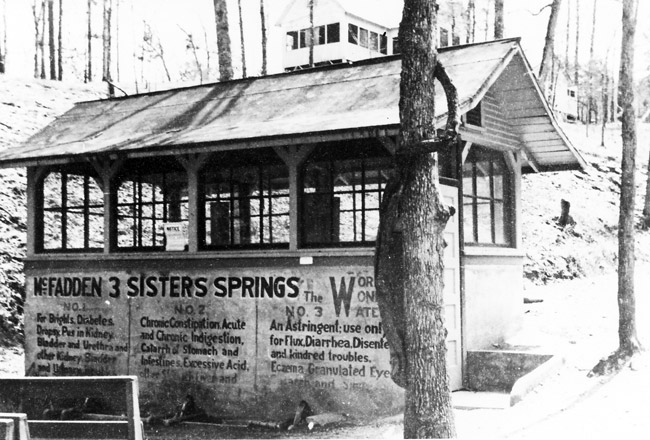 Three Sisters Spring