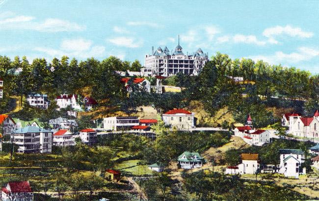 Eureka Springs: Crescent Hotel