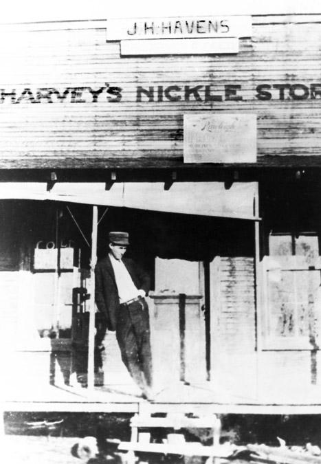 Faulkner County: Store