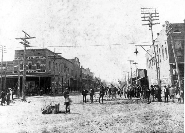 Walnut Ridge: Downtown