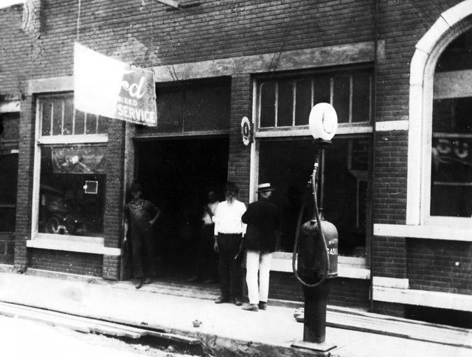 Marshall: Main Street