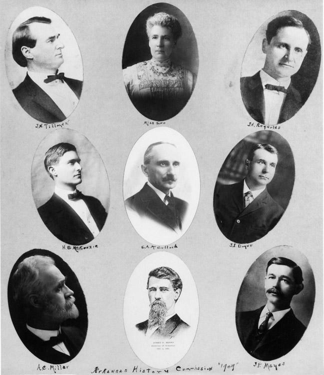 Arkansas State Archives