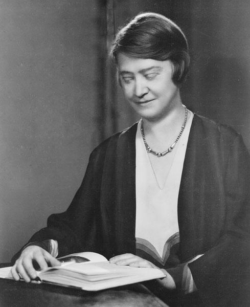 Katharine Anthony