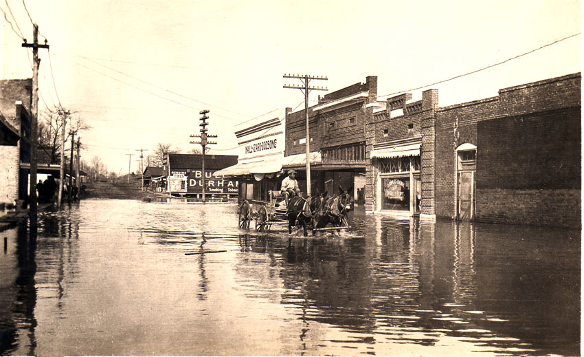 Hughes: 1937 Flood