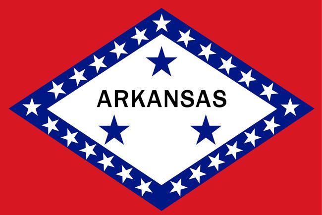 Arkansas State Flag, 1913