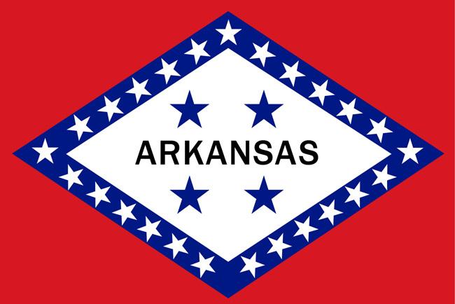Arkansas State Flag, 1923