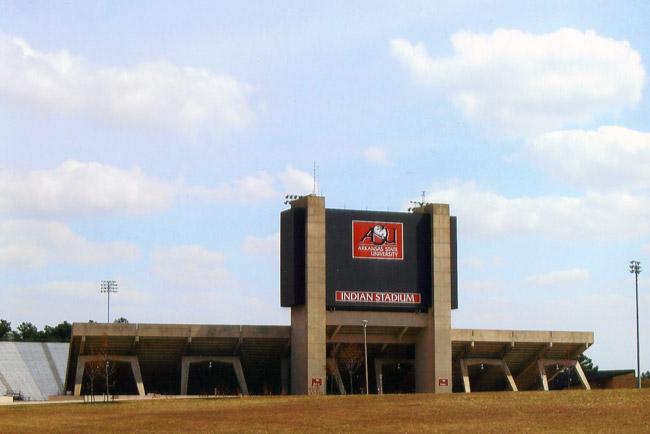 Arkansas State University Indian Stadium
