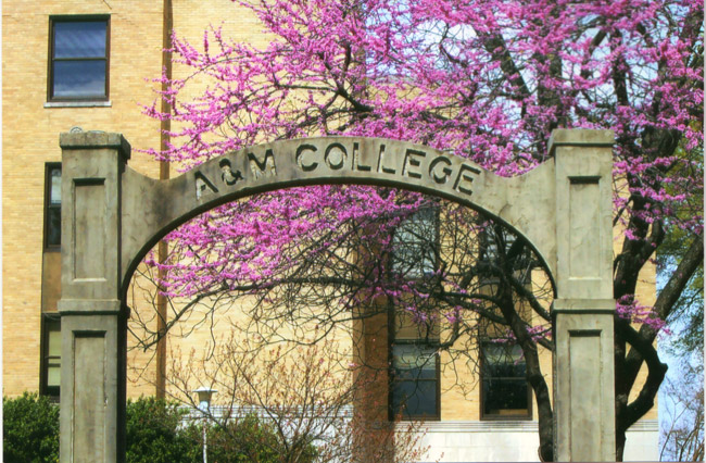Jonesboro: Arch at First District A&M College