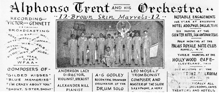 Alphonso Trent Orchestra