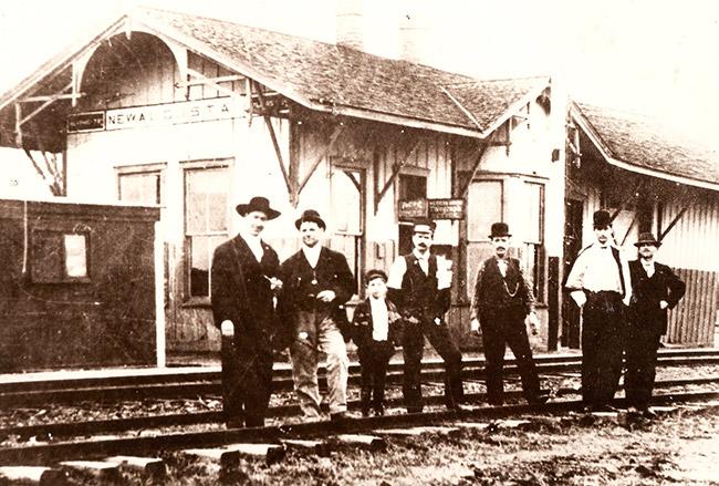 Augusta Train Station