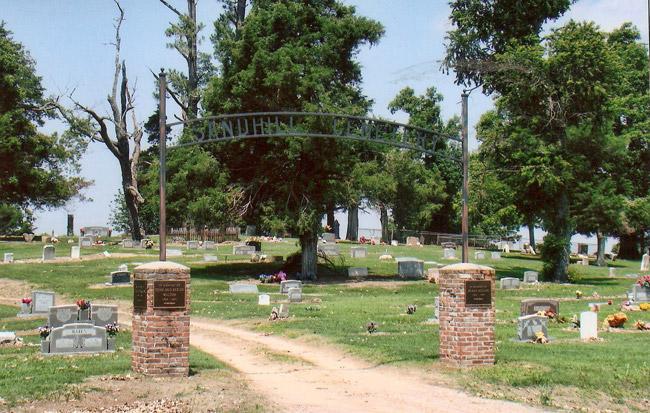 Sandhill Cemetery