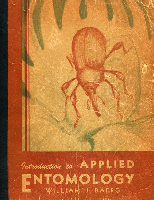 Applied Entomology by William Baerg