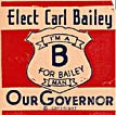 Carl Bailey Sticker