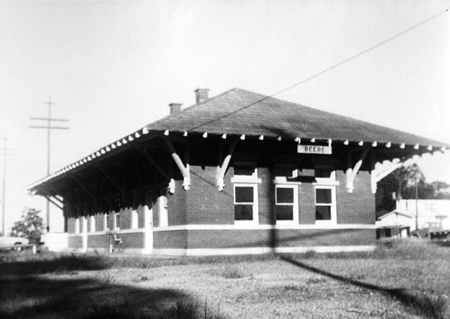 Beebe: Train Depot