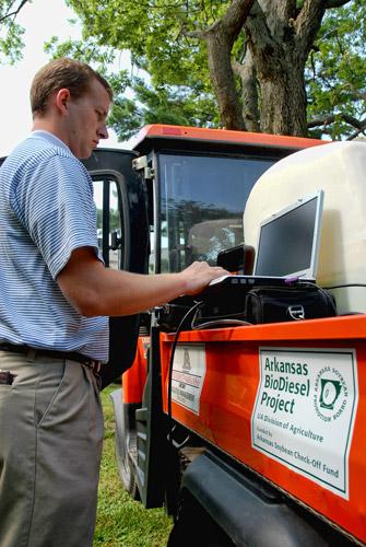 Arkansas Biodiesel Project