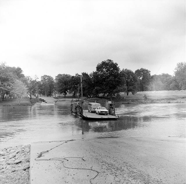Black River Ferry