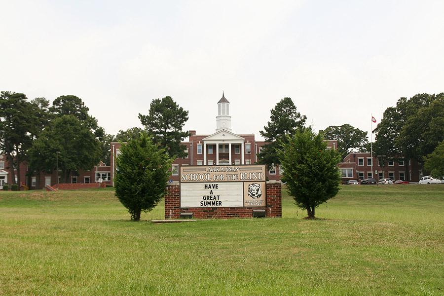 Arkansas School for the Blind