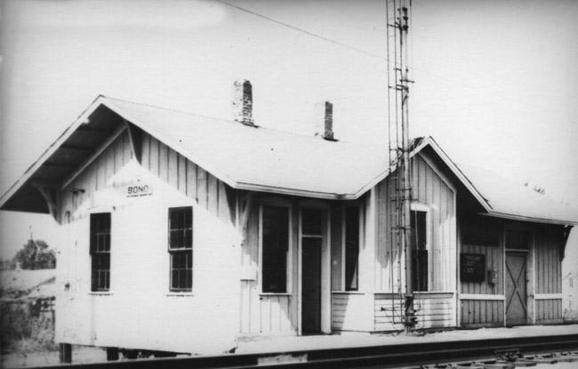 Bono: Train Depot