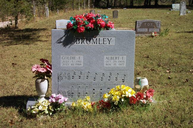 Brumley Gravesite