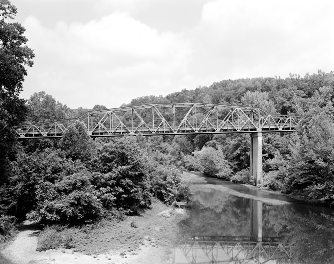 Buffalo River Bridge