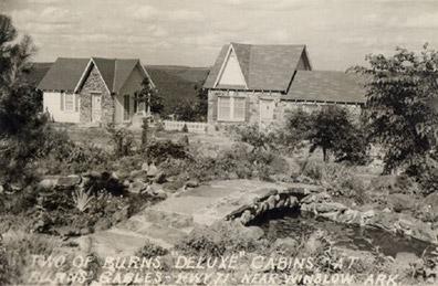 Burns Gables Cottages