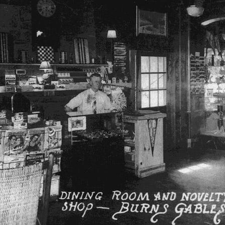 Burns Gables Interior