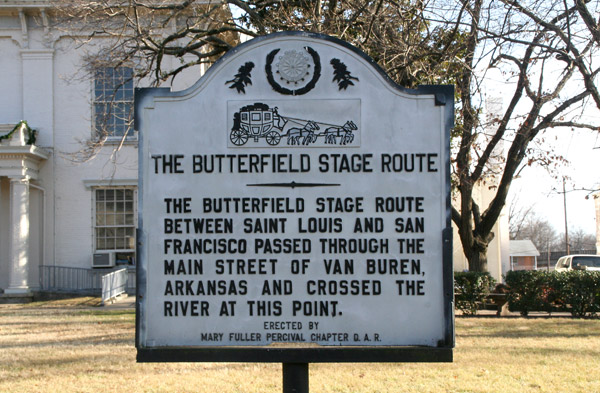 Butterfield's Overland Comapny