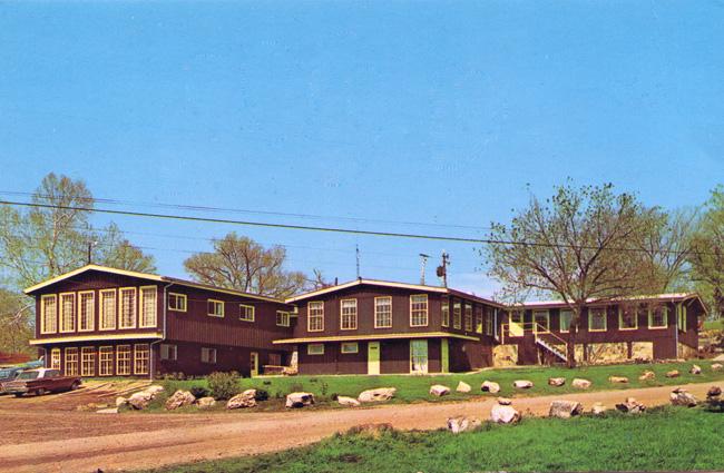 Cherokee Village: Community Center