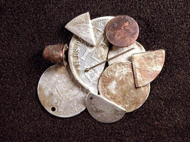 Davidsonville Artifacts