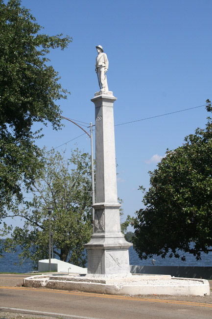 Lake Village: Confederate Soldiers Monument