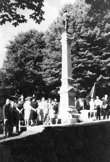 Fayetteville: Confederate Cemetery