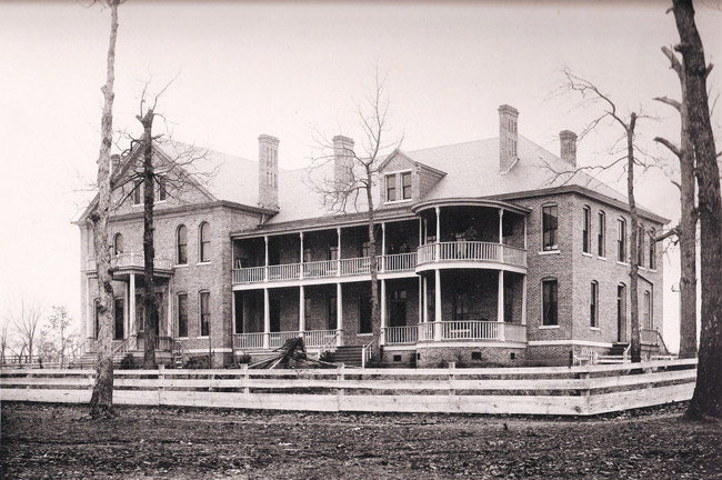Arkansas Confederate Home