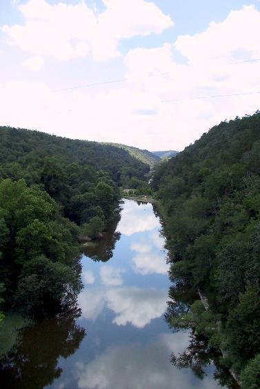 Cossatot River State Park - Natural Area