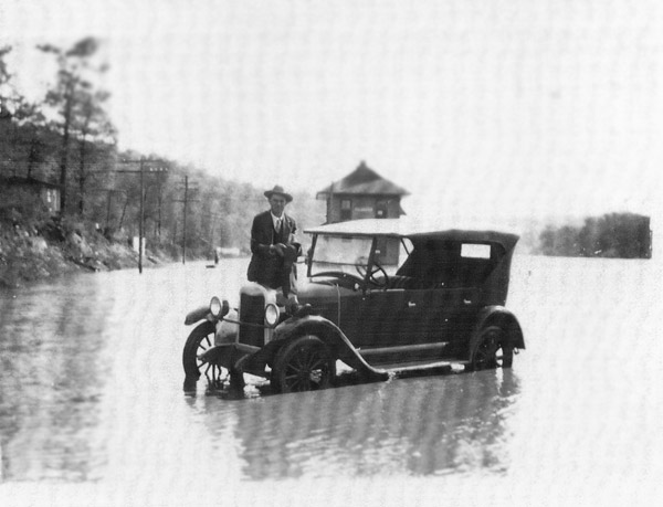 Cotter: 1927 Flood