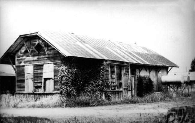 Coy: Train Depot