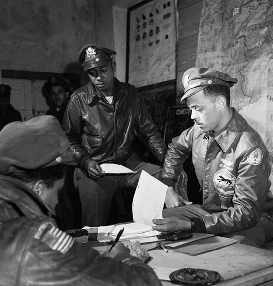 Original Tuskegee Airmen