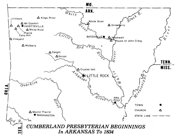 Cumberland Presbyterian Congregations