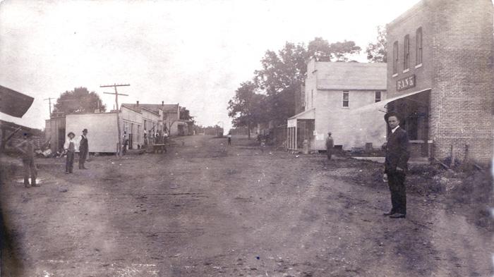 Decatur: Street Scene
