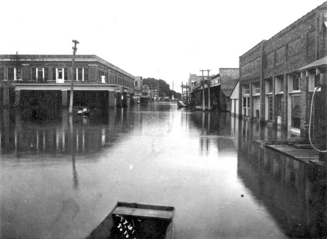 Dermott: 1927 Flood
