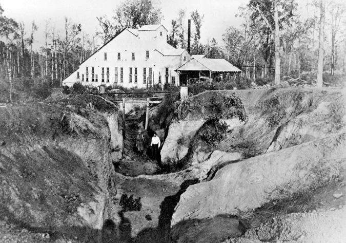 Ozark Mine Plant