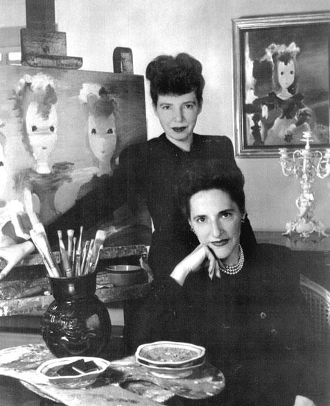 Dorothy and Elsie Shaver