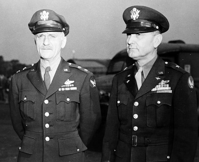General Ira C. Eaker