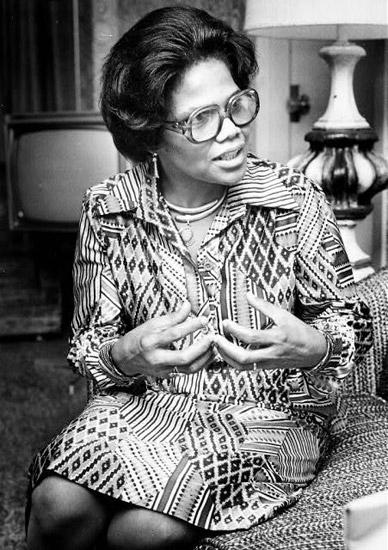 Edith Irby Jones