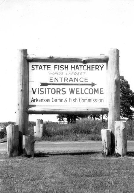 Joe Hogan Fish Hatchery