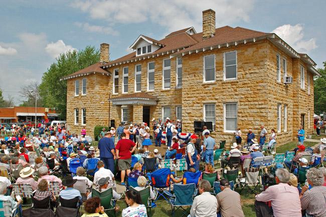 Arkansas Folk Festival