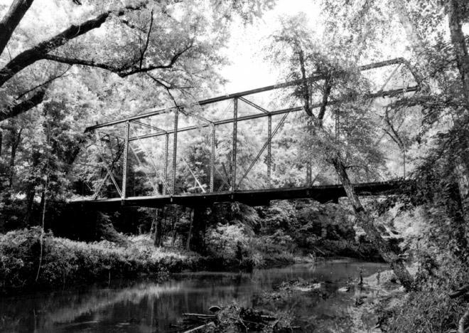 Fryers Ford Bridge