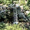 Garvan Woodland Gardens Waterfall