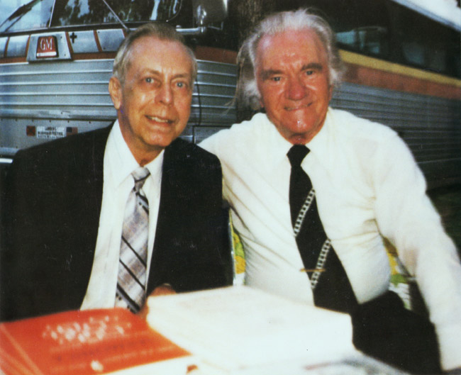 Wayne Raney and Lonnie Glosson