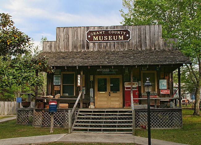 Original Grant County Museum