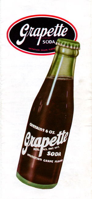 Grapette Brochure